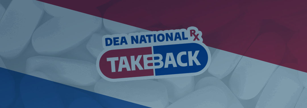 DEA Take Back Day 2020 RESULTS