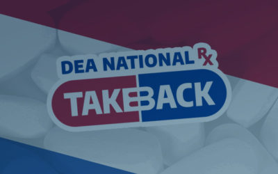 DEA Take Back Day – October 2020 RESULTS